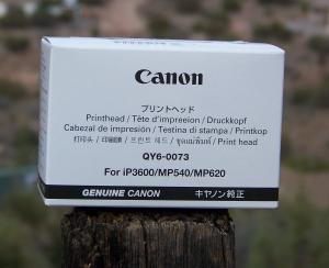 Canon Printhead for iP3600, MP540, MP550, MP560, MP620, MX860, MX870